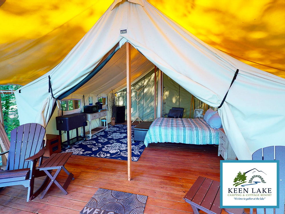 Family Glamping Experience Image # 1