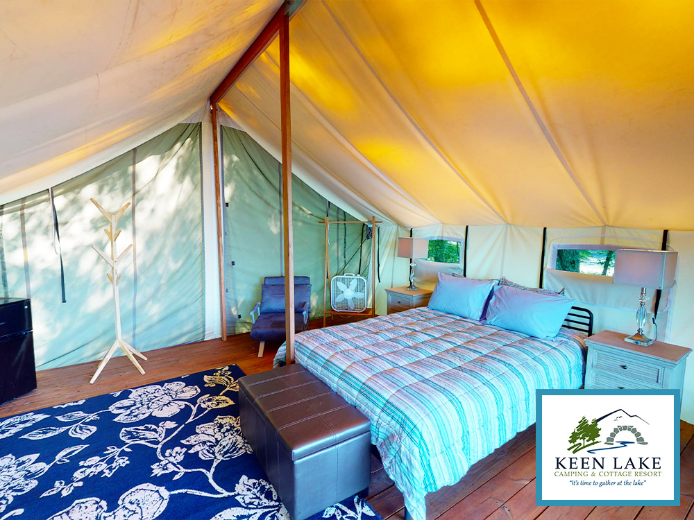Family Glamping Experience Image # 2