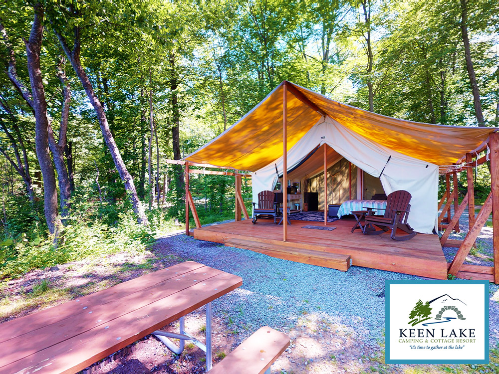 Family Glamping Experience Image # 5