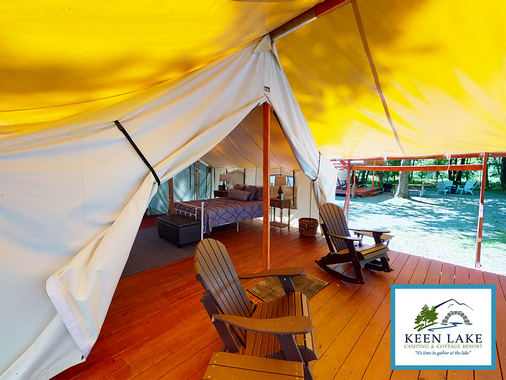 Couples Glamping Experience Image # 1