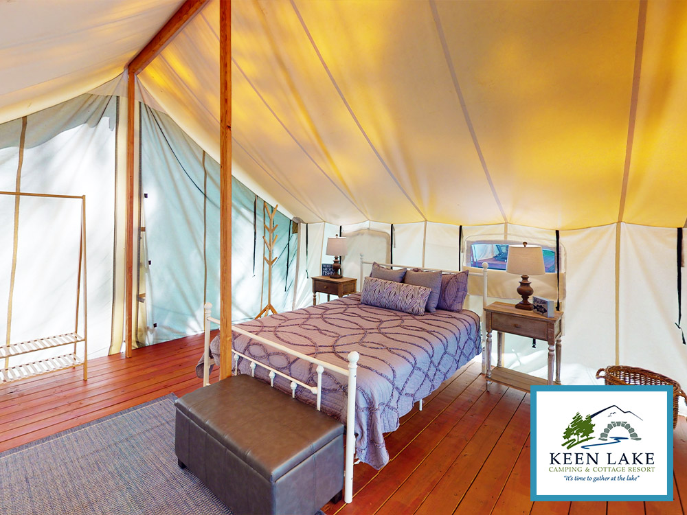 Couples Glamping Experience Image # 2