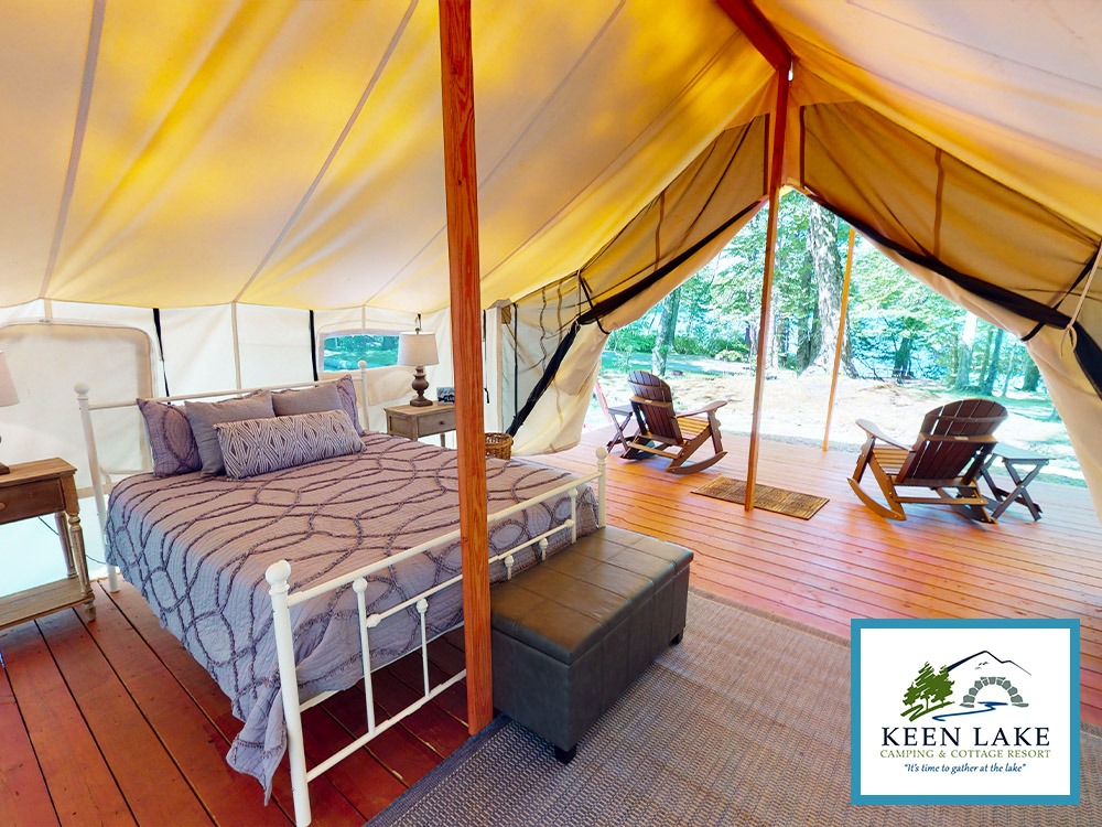 Couples Glamping Experience Image # 3