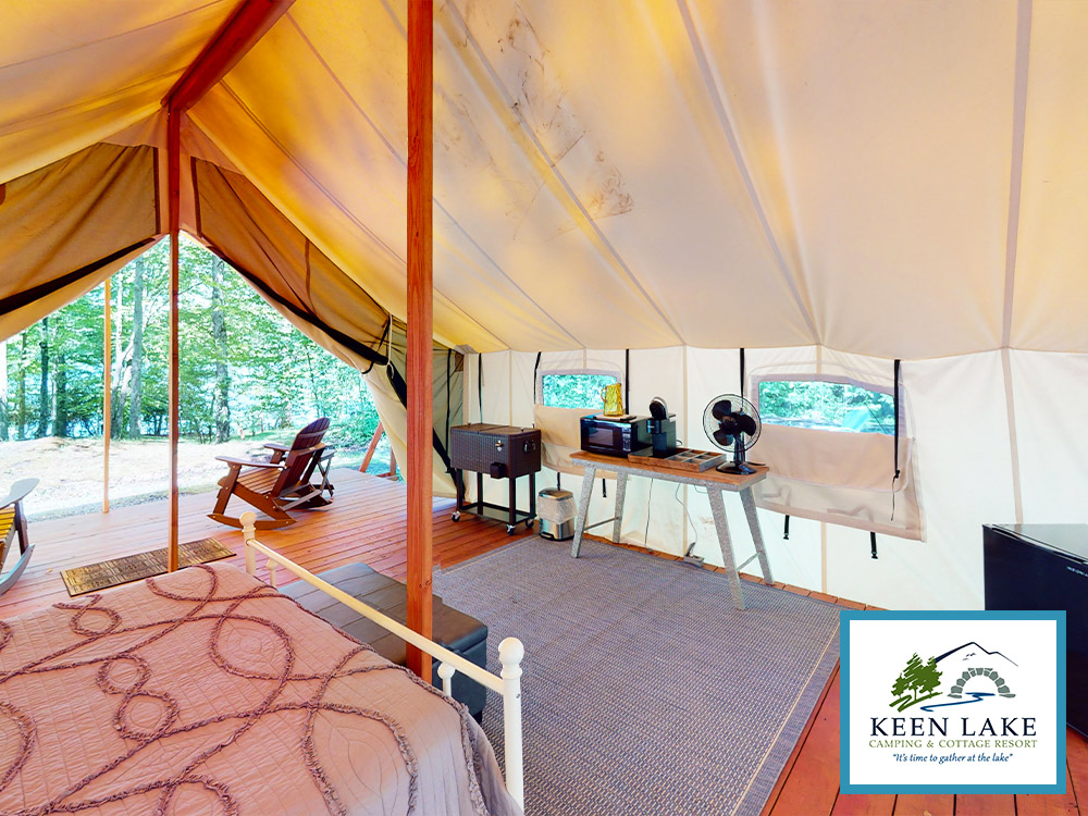 Couples Glamping Experience Image # 4
